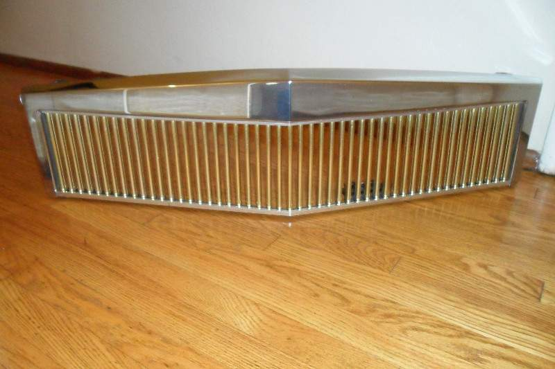 Image of Cadillac Grill & Skirts